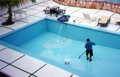 installing swimming pools